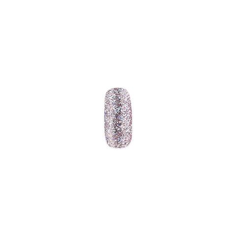OGP-103 Гель-лак для покрытия ногтей. MIX: DustyPink Holographic Shimmer