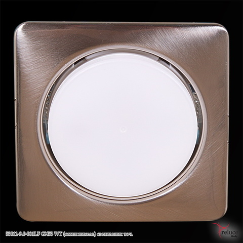 53011-9.0-001LF GX53 WT (сатин никель) светильник точ.