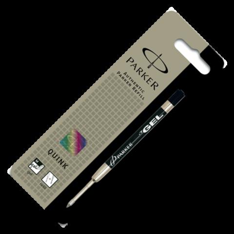 Parker Стержень для шариковой ручки (гелевый), M, черный