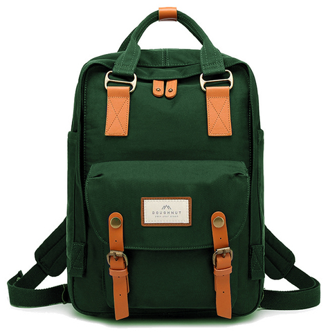 Рюкзак Doughnut Macaroon Classic Зеленый