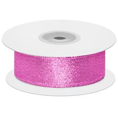 Мерцающий блеск, Розовая сирень, Металлик, 2,5 см*22,85 м, 1 шт.