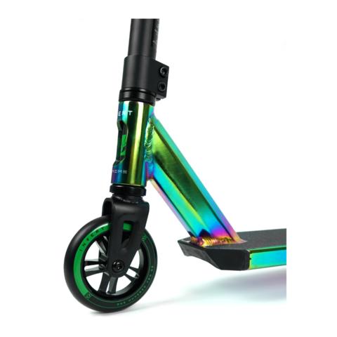 Трюковой самокат Invert Supreme 2-8-13 neon green