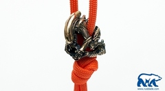 "Custom Sword Knot ""Alien"" Limited Edition"