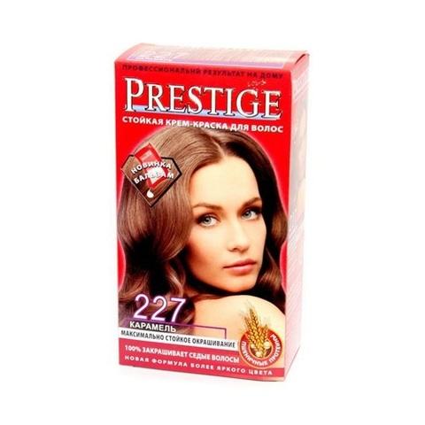 Краска для волос Prestige 227 - Карамель, 50/50 мл.