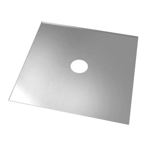Крышка разделки потолочной, Ø80, 0,8 мм