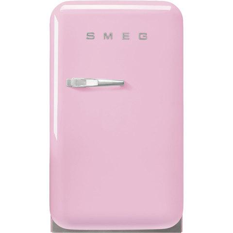 Компактный холодильник Smeg FAB5RPK5
