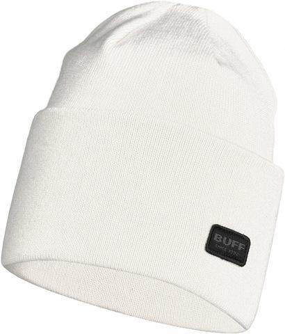 Вязаная шапка Buff Hat Knitted Niels Cru фото 1