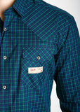 Рубашка из хлопка TAKESHY KUROSAWA