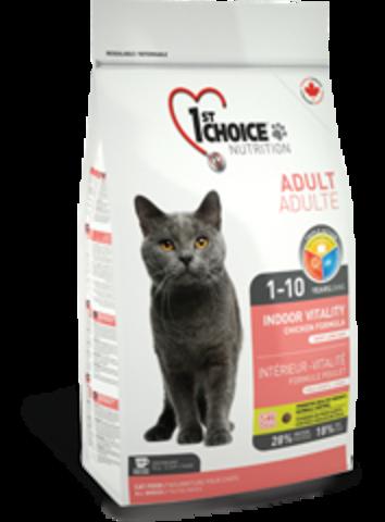 Indoor Vitality – сухой корм для взрослых домашних кошек