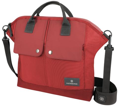 Сумка Victorinox Altmont 3.0 Slimline Horizontal Laptop Tote 13'', красная, 40x6x34 см, 8 л
