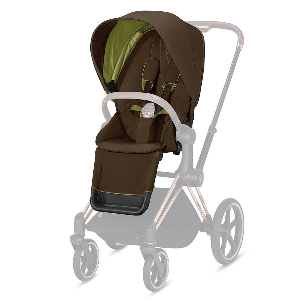 Цвета прогулочного блока Набор Cybex Seat Pack Priam III Khaki Green 10267_1_94-PRIAM-e-PRIAM-Seat-Pack-Design-Khaki-Green.jpg