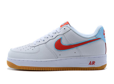 Nike Air Force 1 Low 'White/Red/Gum'