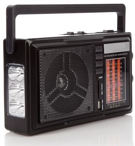 Портативный радиоприёмник  Goldfull GF-382UR