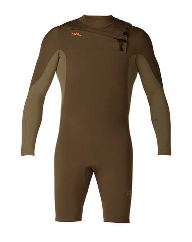 XCEL 2MM L/S Infiniti COMP X2 Spring Suit