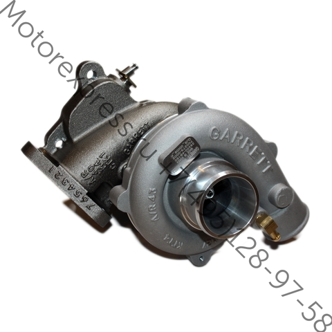 Турбина Хендай Портер (ТАГАЗ) 2,5 D4BF 28200-4B160 80 л.с.