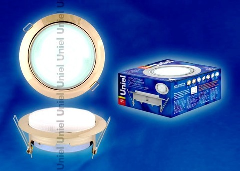 Uniel Светильник ESL-GX53/H5-M хром
