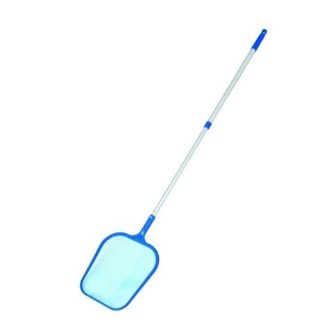 Сачок с ручкой д/сбора мусора с поверхности воды 126см 58325