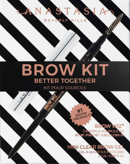 Anastasia Beverly Hills Better Together Brow Kit Dark Brown набор для бровей