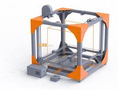 Фотография — 3D-принтер BigRep ONE.1