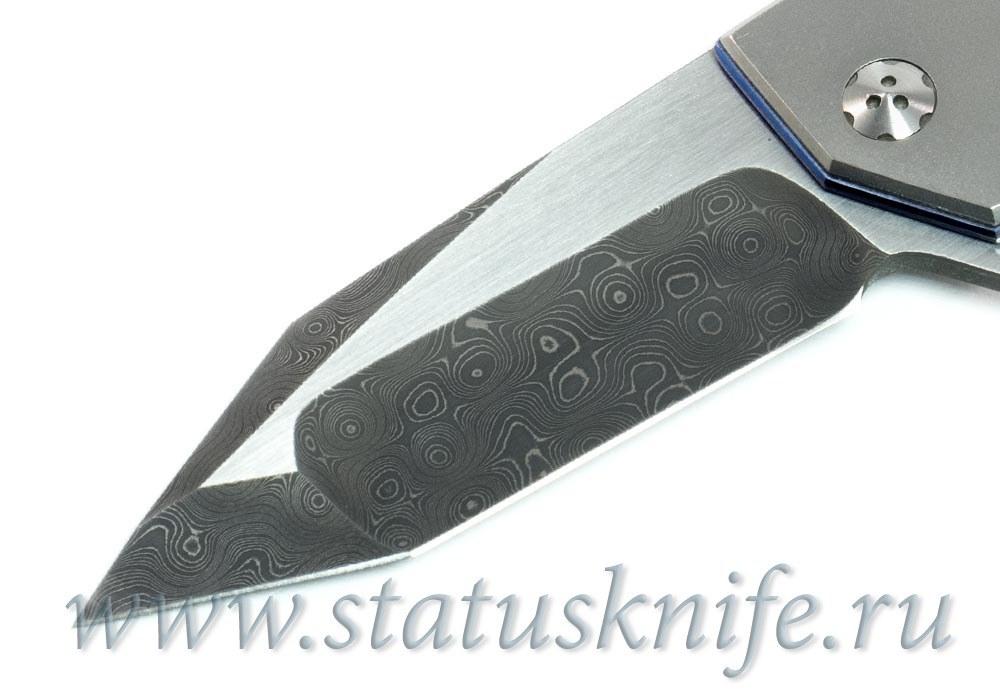 Нож Tank Flipper Кастом Allen Elishewitz - фотография
