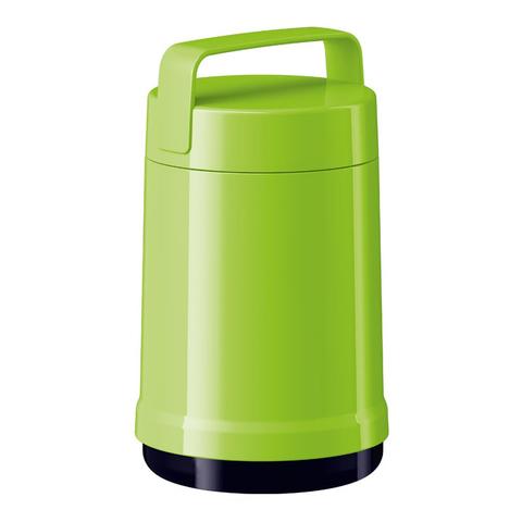 Термос для еды Emsa Rocket (1,4 литра) 2 контейнера, зеленый