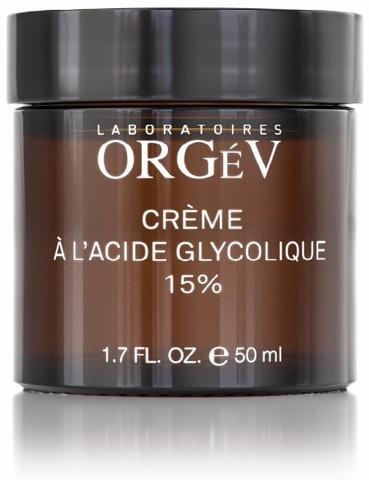 Крем интенсивно восстанавливающий с гликолевой кислотой 15% ORGéV 60 мл