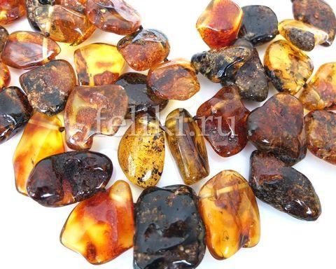 бусы из янтаря (я-0359-50)