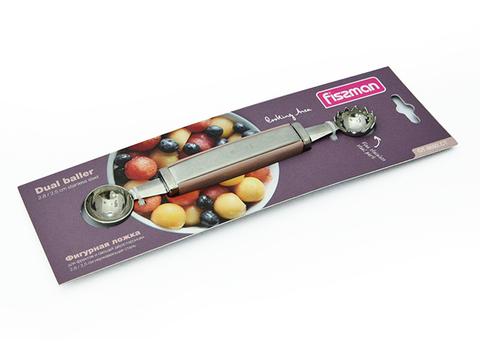 8692 FISSMAN Фигурная ложка для фруктов и овощей 2,8 / 2,5 см,  купить