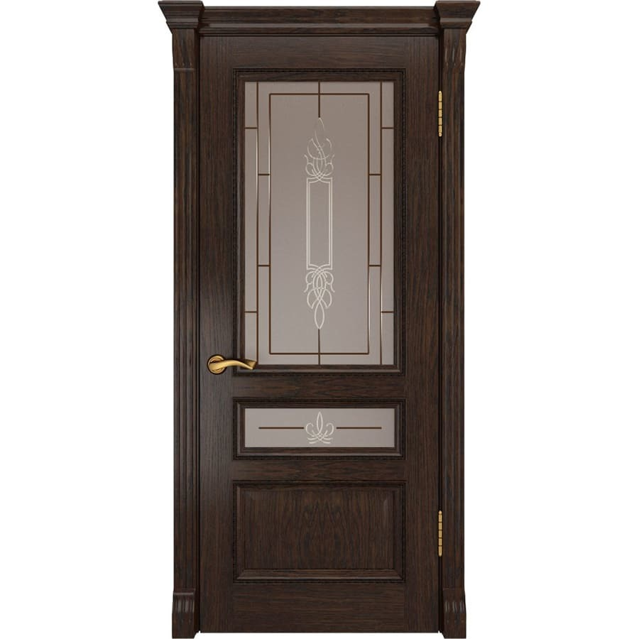 Межкомнатные двери Межкомнатная дверь шпон Luxor Фемида 2 дуб морёный остеклённая femida-2-do-dub-moreniy-dvertsov.jpg