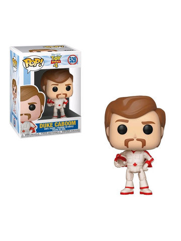Фигурка Funko POP! Vinyl: Disney: Toy Story 4: Duke Kaboom 37397