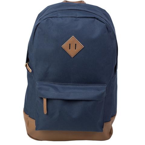 Рюкзак молодежный №1 School темно-синий
