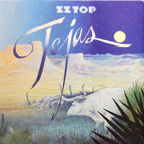 ZZ Top / Tejas (LP)