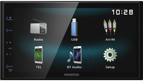 Автомагнитола Kenwood DMX120BT