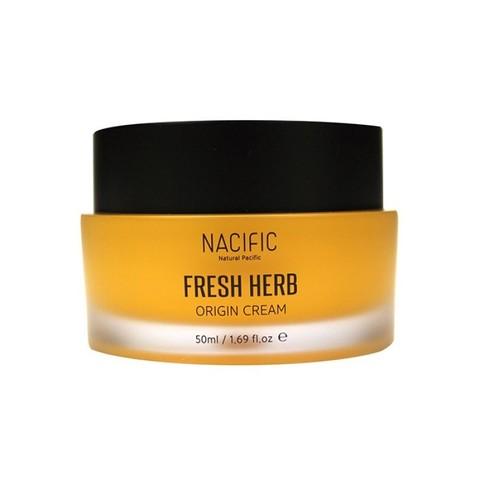 Nacific Питательный крем для лица Fresh Herb Origin Cream, 50 мл