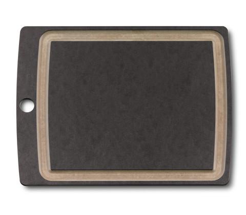 Разделочная доска Victorinox M (7.4112.3) размер 292x229x7 мм., цвет чёрный