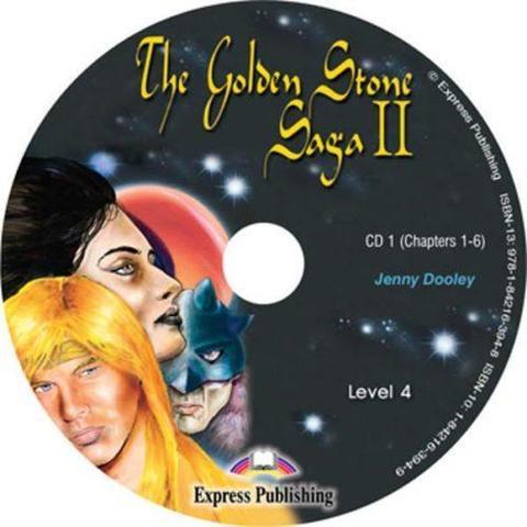 The Golden Stone Saga II. Intermediate (8-9 класс). Audio CD1