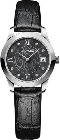 Часы женские Silvana SR28QSS6NCN Lady LeMarbre