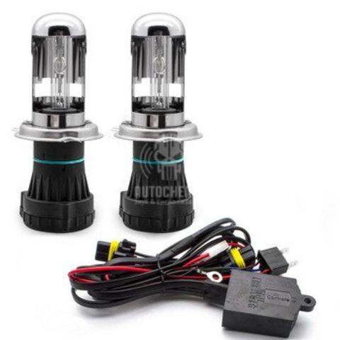 Биксеноновые лампы H4H/L 4300K