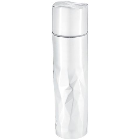 Gems Vacuum Flask, white rock crystal