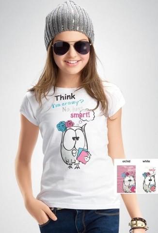 GTR445 футболка для девочек