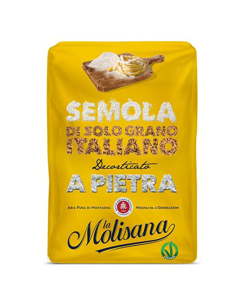 Мука La Molisana из Твердых Сортов Пшеницы 1 кг.
