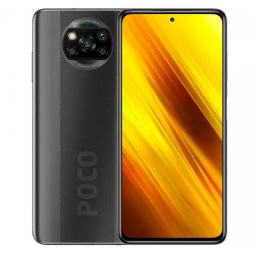 Poco X3 Xiaomi Poco X3 8/128GB Shadow Gray (серый) black1.png