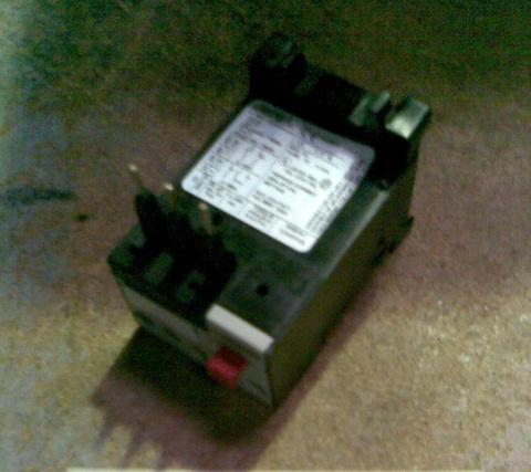 23100152 Термореле защиты двигателя, 380 В, 1,6-2,5A