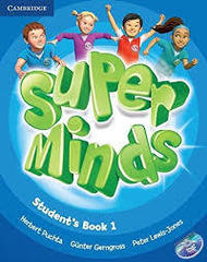 Super Minds Level 1 Student's Book with DVD-ROM