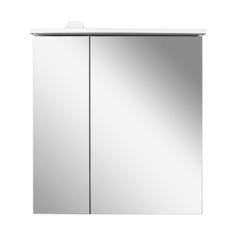 Зеркальный шкаф с LED-подсветкой AM.PM Spirit 2.0 M70AMCR0601WG 60 см правосторонний белый