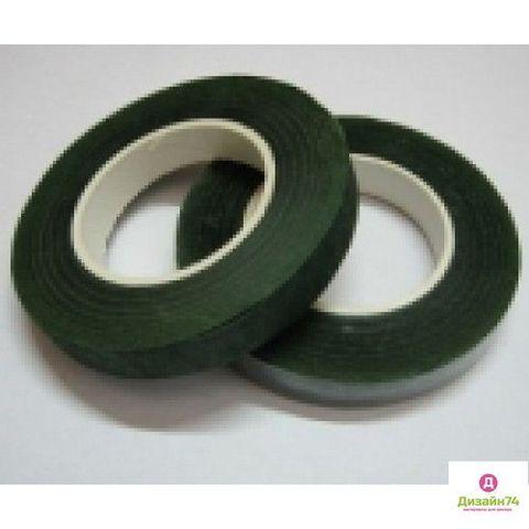 Тейп лента темно зеленая