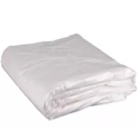 Простынь полиэтилен прозрачная 200*180. 20 шт в упаковке.