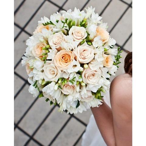 Свадебный букет #472