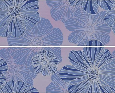 Панно KERLIFE Splendida Azul 505х402