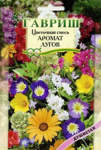 Цветочный газон Аромат лугов 30г